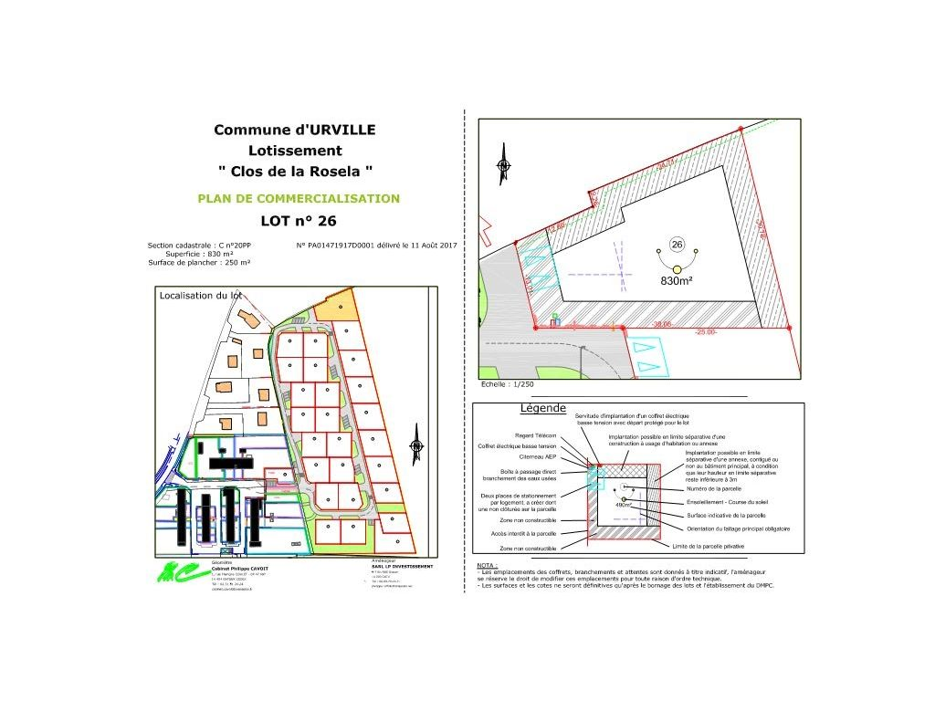 Parking HEROUVILLE ST CLAIR (14200) 3A Immobilier